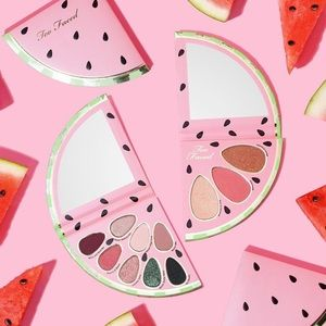 Too faced watermelon face palette